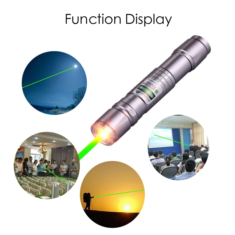 Details about  /Green Lazer Hunting Powerful Pointer Tactical Sight Pen 303 Burning laserpointer